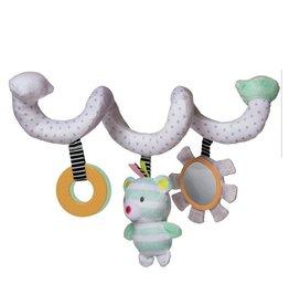 Manhattan Toys Playtime Plush Activity Spiral