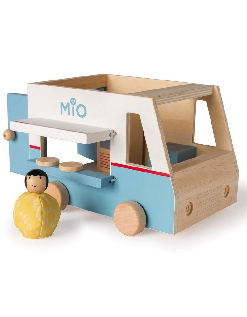 Manhattan Toys MIO Food Truck + 1 Person