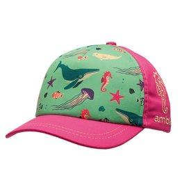 Ambler Deep Sea Little Leaguer Baseball Hat, 2-6Y