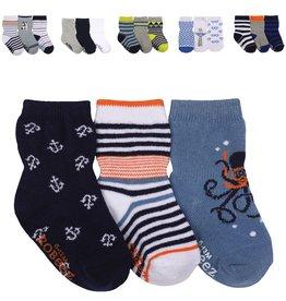 Boy's Sock 3pk