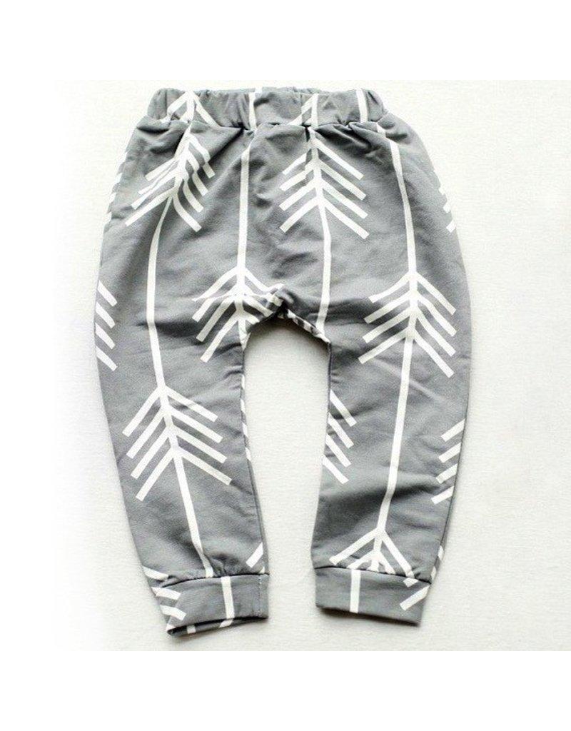 Arrow Harem Pants