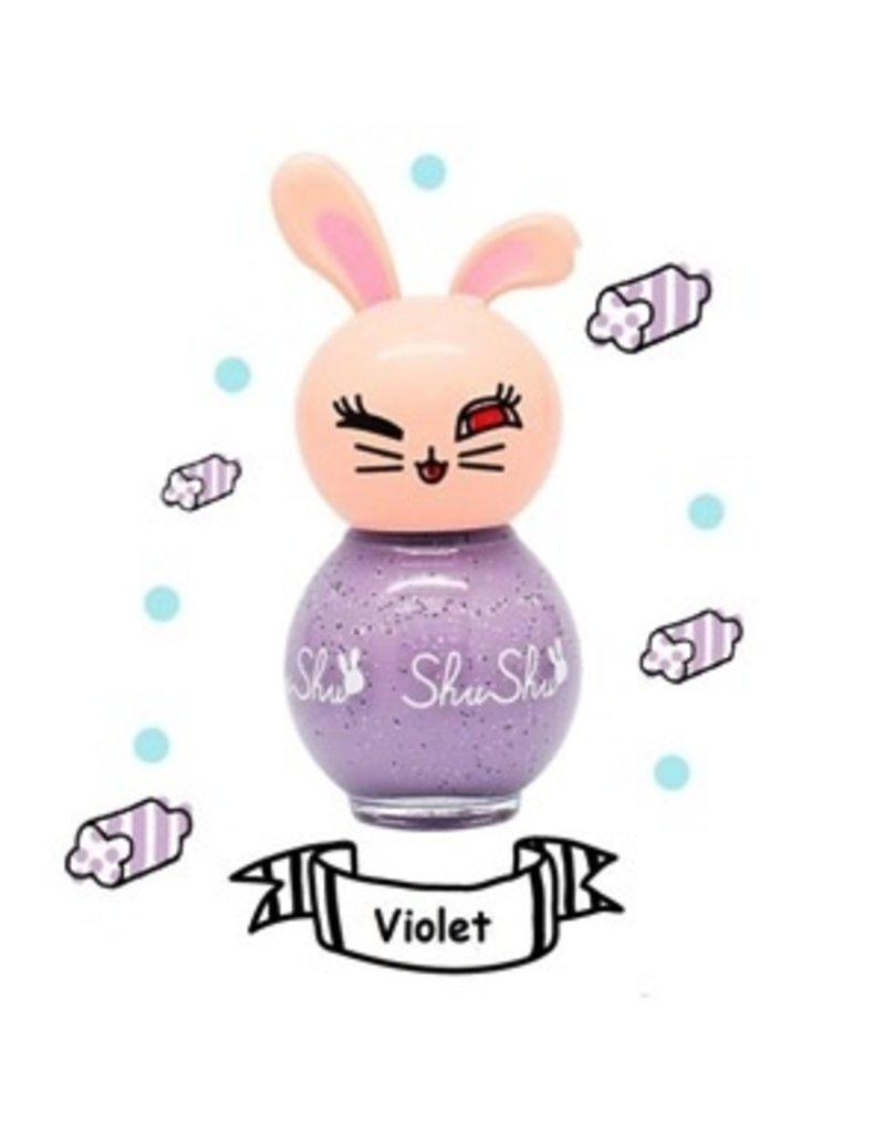 Peel-Off Nail Polish - Purple Violet