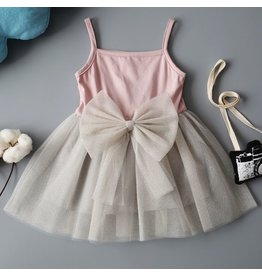Sleeveless Ballet Tutu Dress