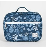 Herschel Herschel Pop Quiz Lunch Box  - Aloha Majolica Blue