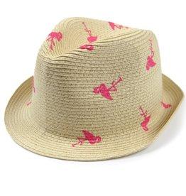 Appaman Appaman Audrey Flamingo Fedora