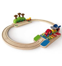 Hape Toys My Little Railway Set