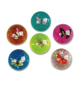 Butterfly Bouncy Ball