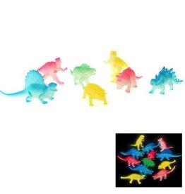 "Glowing Dinosaurs 5.5"""