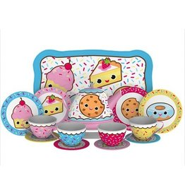 Schylling Sweet Treats Tin Tea Set