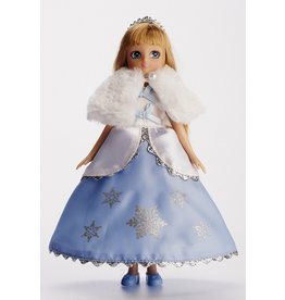 Schylling Lottie Snow Queen Doll