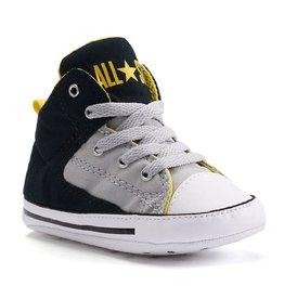 Converse First Star HIgh Street Crib Shoe