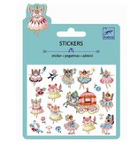 Djeco Mini Stickers - Fairies & Tiny Wings