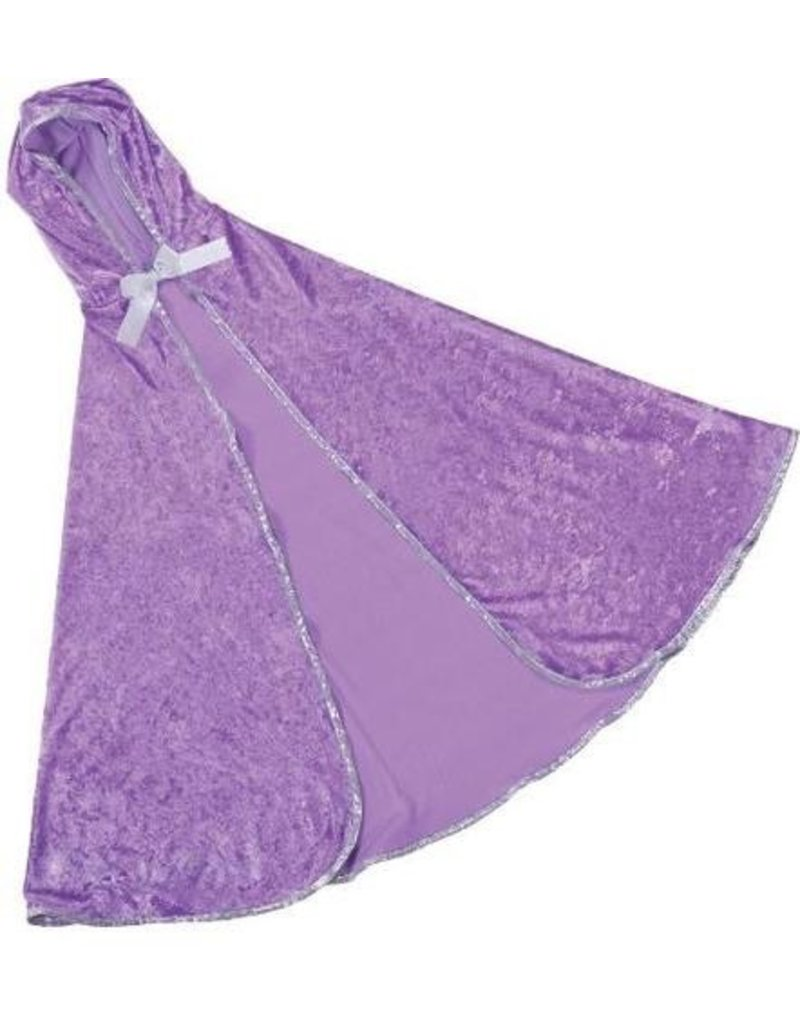 Princess Cape, Lilac Small