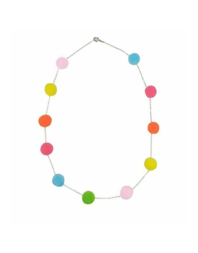Necklace - Pom Pom
