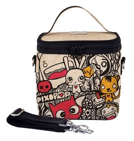 So Young So Young Pixopop Pishi & Friends Small Cooler Bag