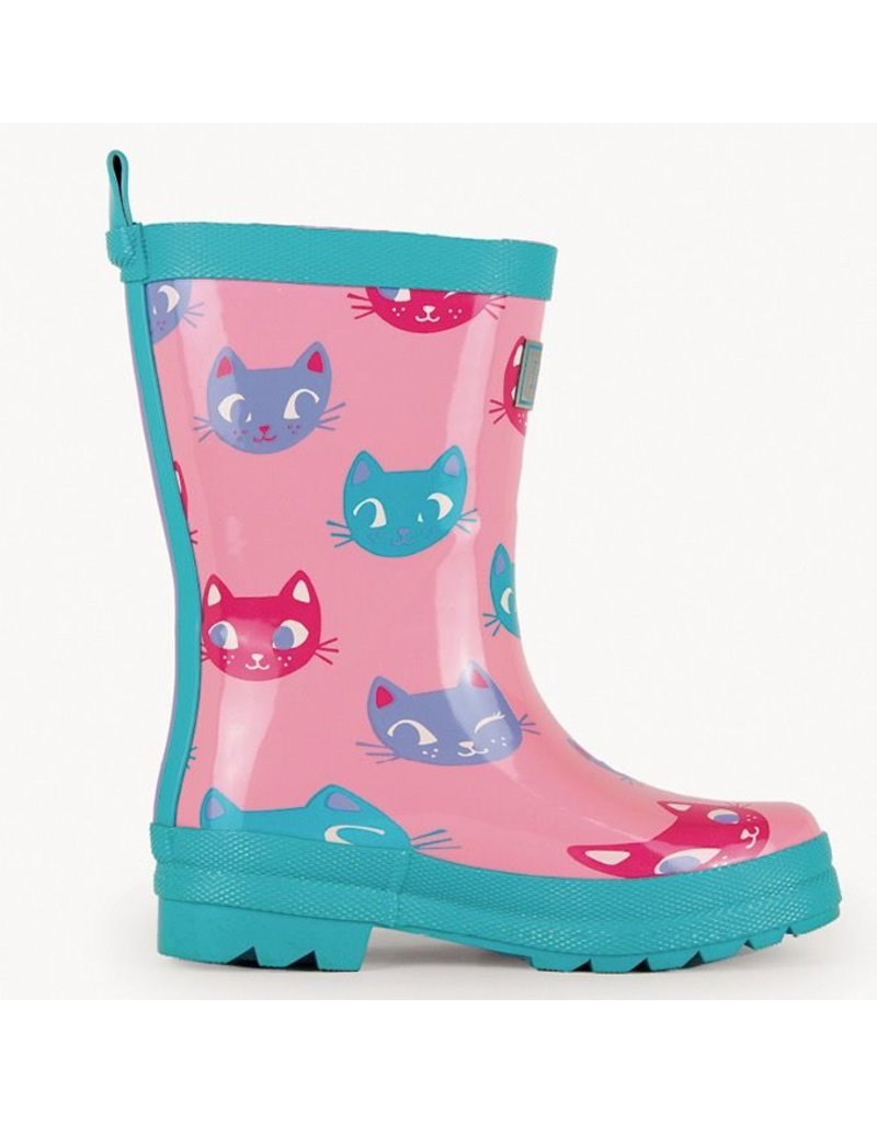 Hatley Silly Kitties Rain Boots