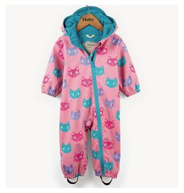 Hatley Silly Kitties Rain Bundler