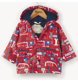 Hatley Mr.Fix It Baby Raincoat