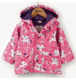 Hatley Winged Unicorns Baby Raincoat