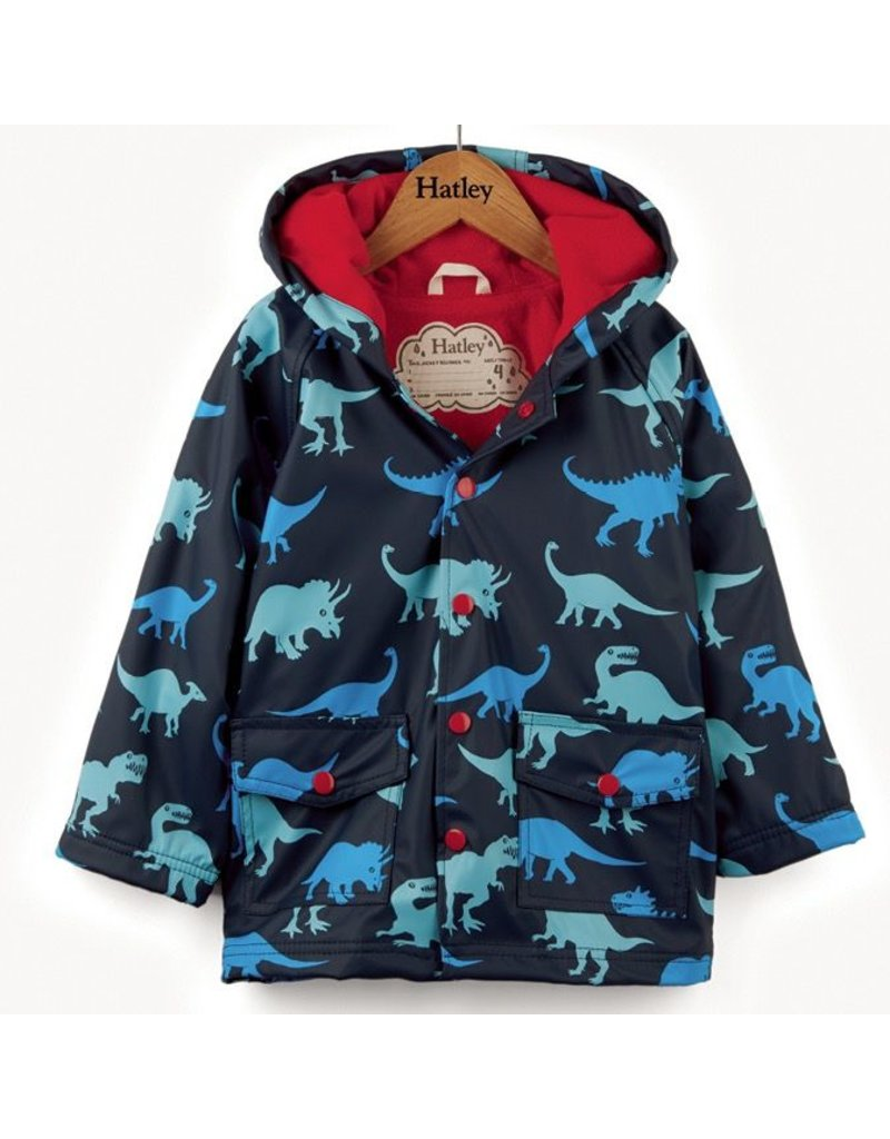 Hatley Dino Shadows Raincoat