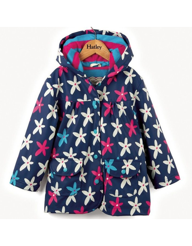 Hatley Starflower Raincoat