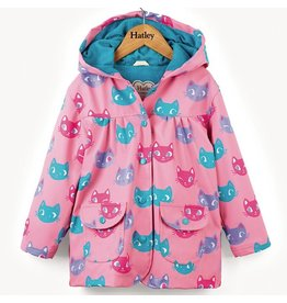 Hatley Silly Kitties Raincoat