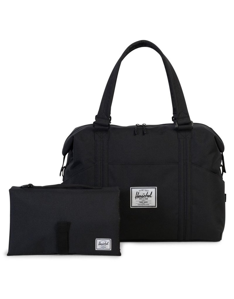 Herschel Sprout Diaper Bag Black