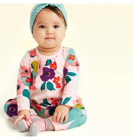 Tea Collection Tea Collection Claire Pieced Romper