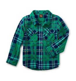 Tea Collection Tea Collection Dougal Flannel Shirt