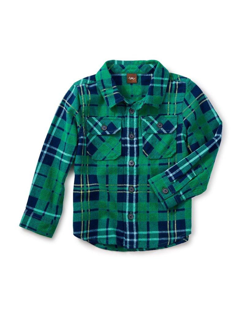 Tea Collection Tea Collection Dougal Flannel Shirt