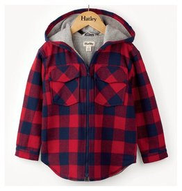 Hatley Plaid Lumber Flannel Jacket