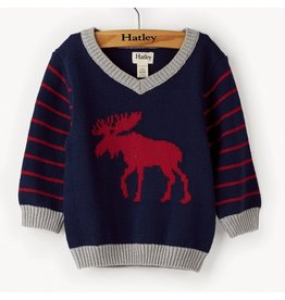 Hatley Classic Moose Sweater