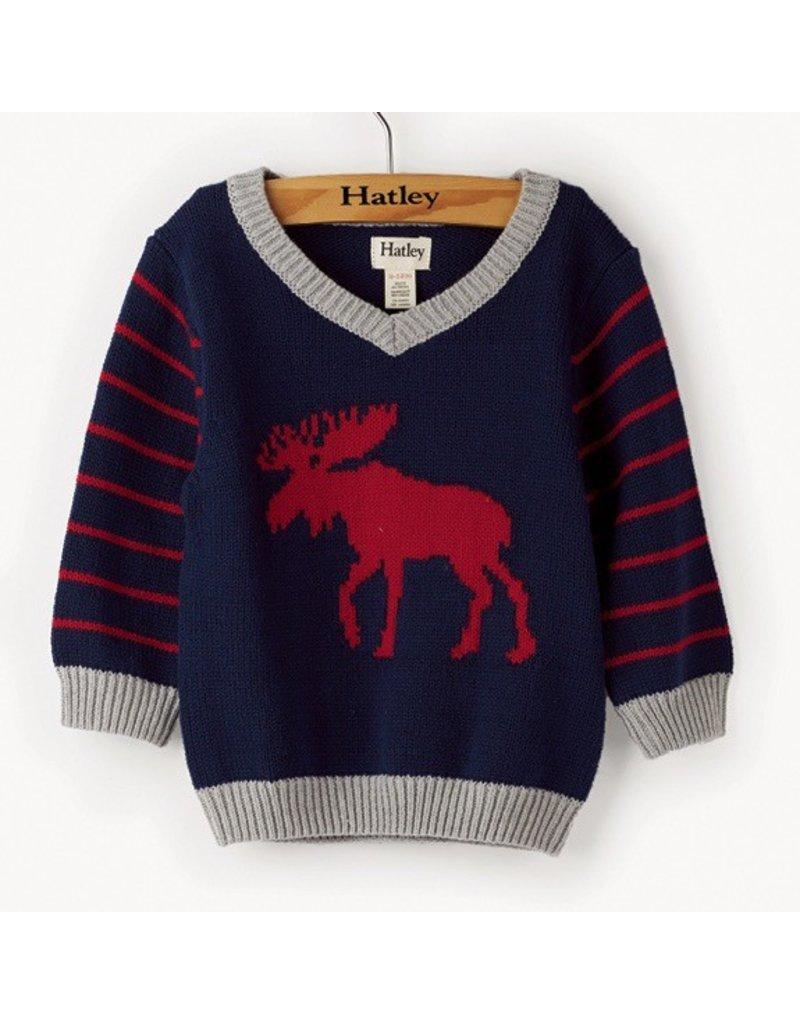 Hatley Classic Moose Sweater