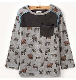 Hatley Wilderness Long Sleeve Tee