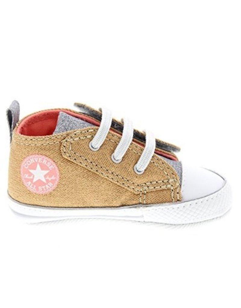 871eda55de1cd5 Converse Baby Crib Shoes converse gold first star high street crib shoe  vancouver u0027s best