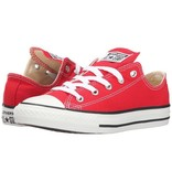 Converse Red Chuck Taylor All Star Low