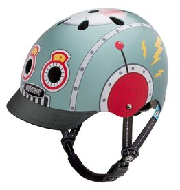 Nutcase Nutcase G3 Little Nutty Helmet Tin Robot