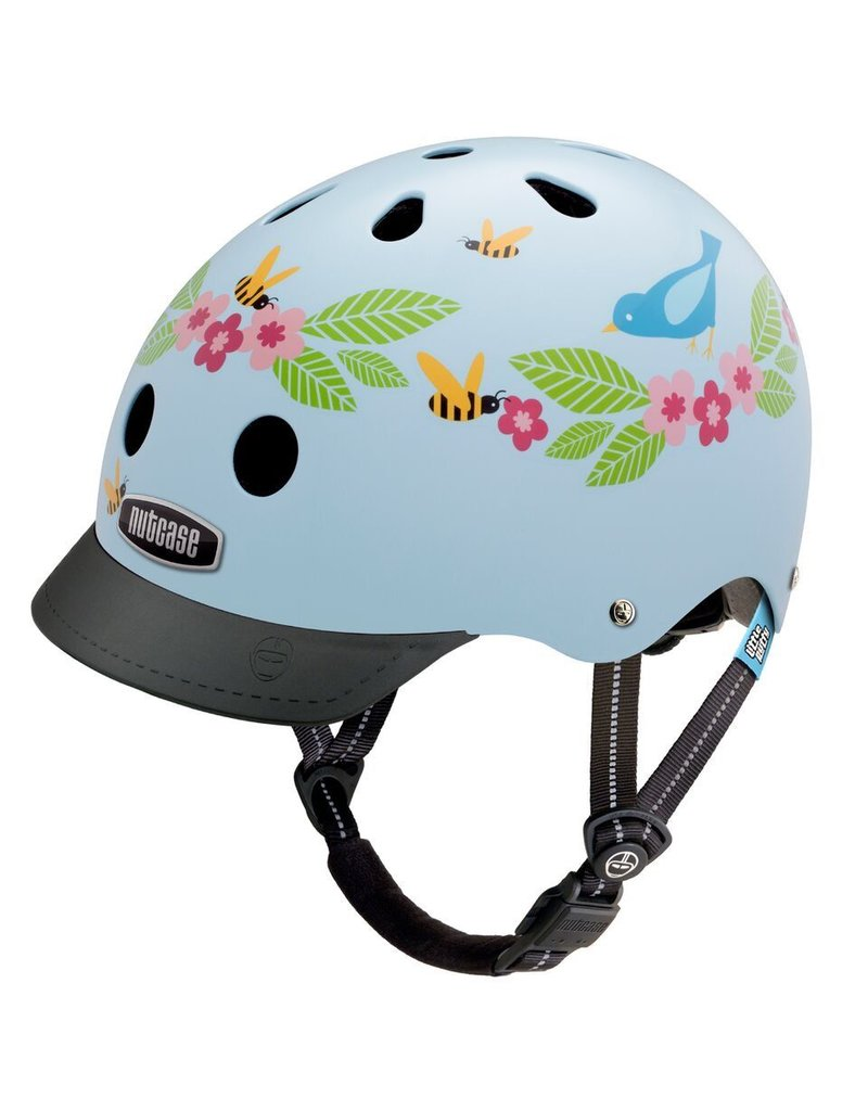 Nutcase Nutcase G3 Little Nutty Helmet Bluebirds & Bees