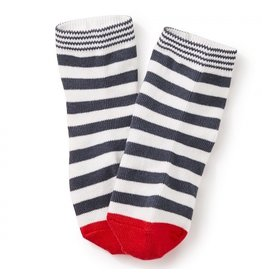 Tea Collection Tea Collection Stripe Uni Socks