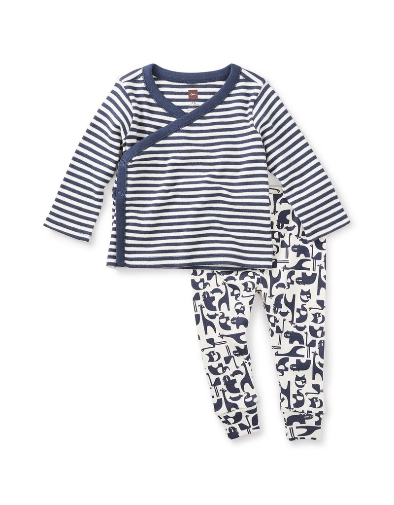 Tea Collection Tea Collection Born Free Baby Outfit