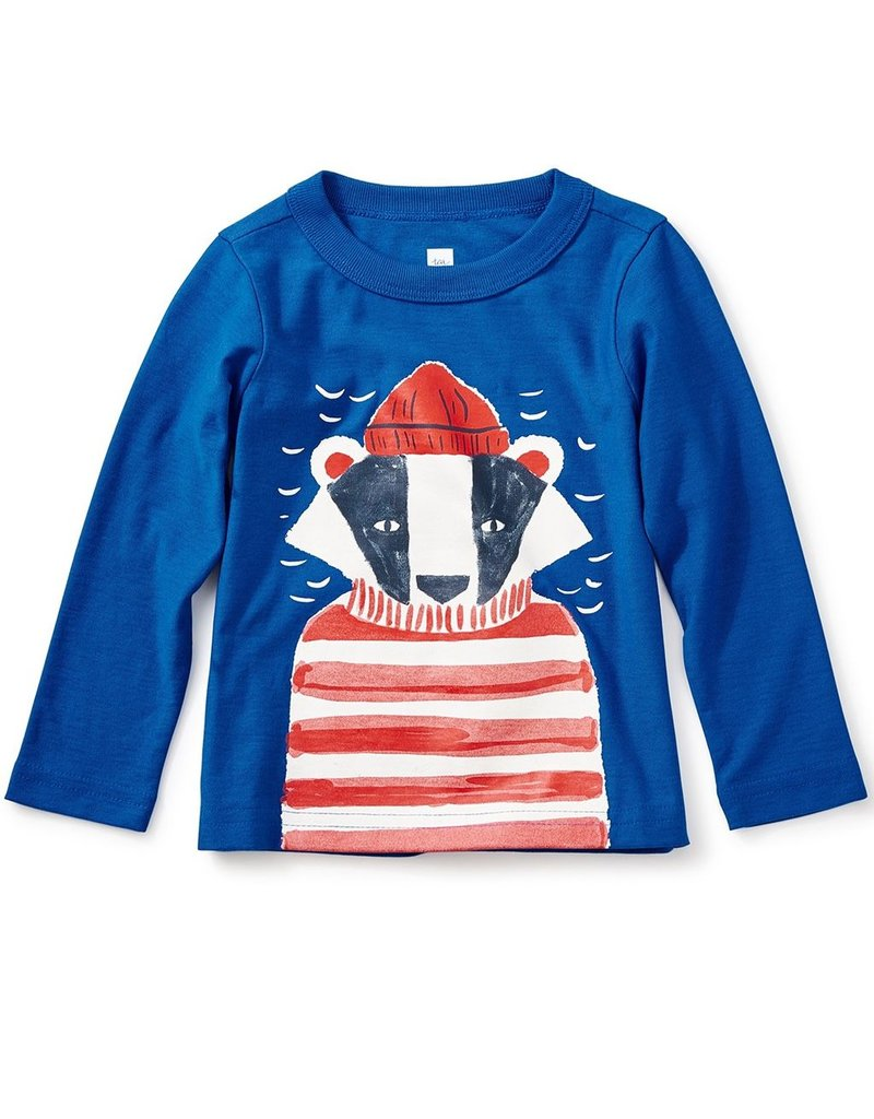 Tea Collection Tea Collection Salty Badger Graphic Tee