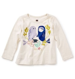 Tea Collection Selkie Baby Tee
