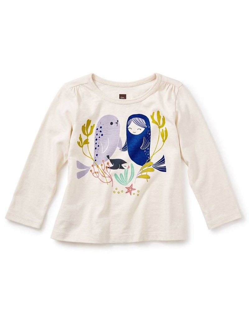 Tea Collection Tea Collection Selkie Baby Tee