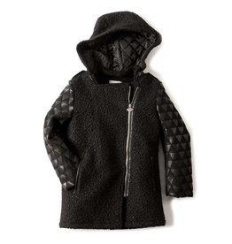 Appaman Appaman Assymetrical Zip Coat