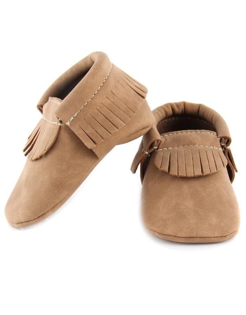 First Steps - Eco Moccasins