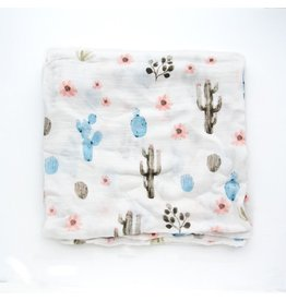 Loulou Lollipop Loulou Lollipop Cactus Swaddle