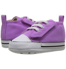 Converse First Star Crib Shoe Fuchsia