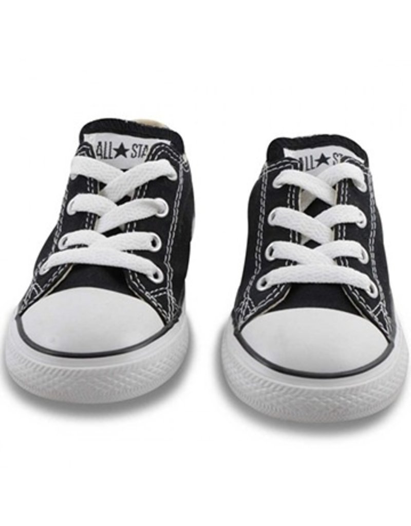 Converse Black Chuck Taylor All Star Low