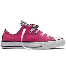 Converse CTAS Double Tongue Ox Pink
