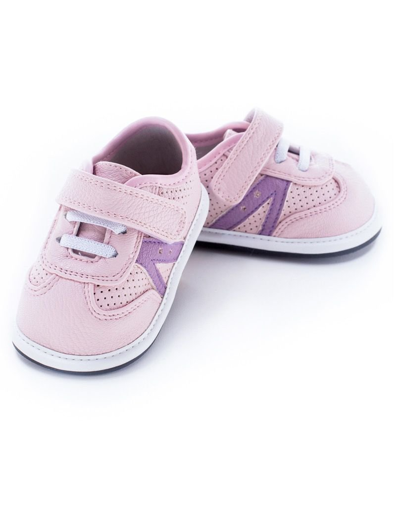 Jack & Lily Gisela Trainer Baby Shoes